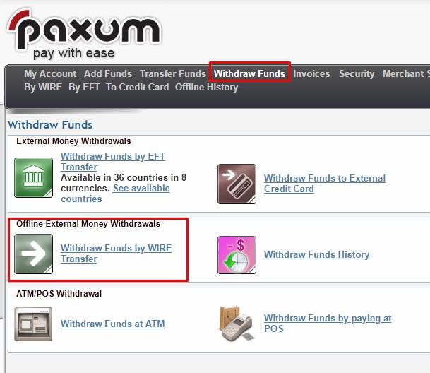 Como criar conta Paxum e receber pagamentos