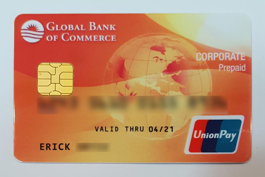 Vantagens do novo cartão Paxum UnionPay com chip